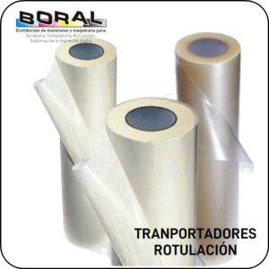 Transportadores rotulación
